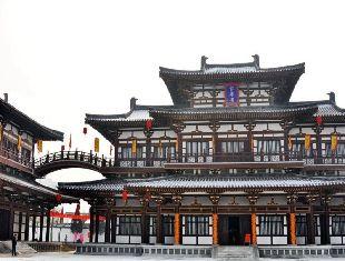 qinglongsi temple4